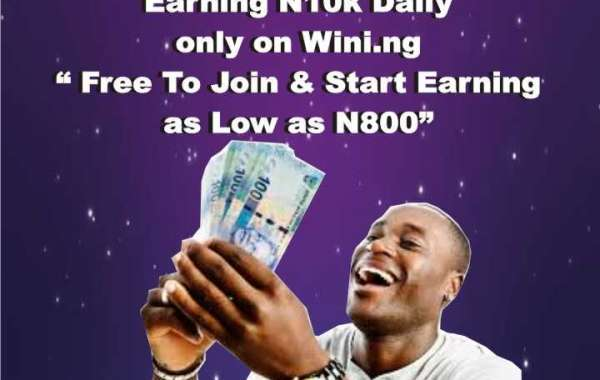 wini sponsored post for 25th November 2019 - Earn your 10k points daily