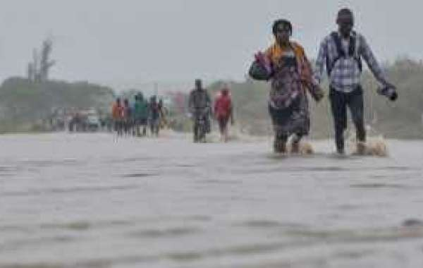 FG gives 5 states red alert on flooding