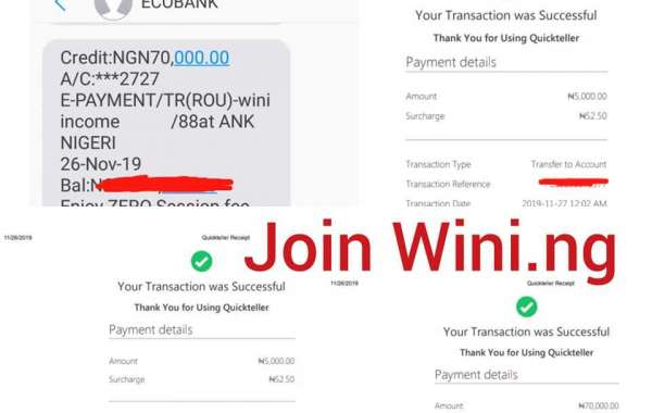 wini sponsored post for 27th November 2019 - Earn your 10k points daily