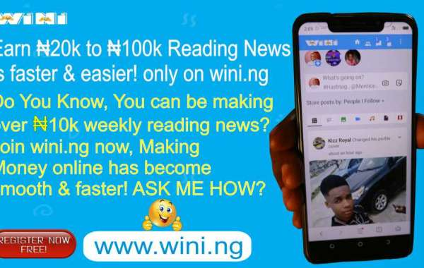 wini sponsored post for 8 November 2019 - Earn your 10k points daily