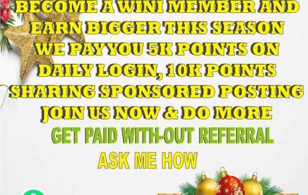 wini sponsored post for 21st december 2019 - Earn your 10k points daily