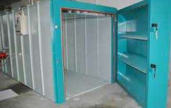Rubber Curing Oven Operating Procedures
