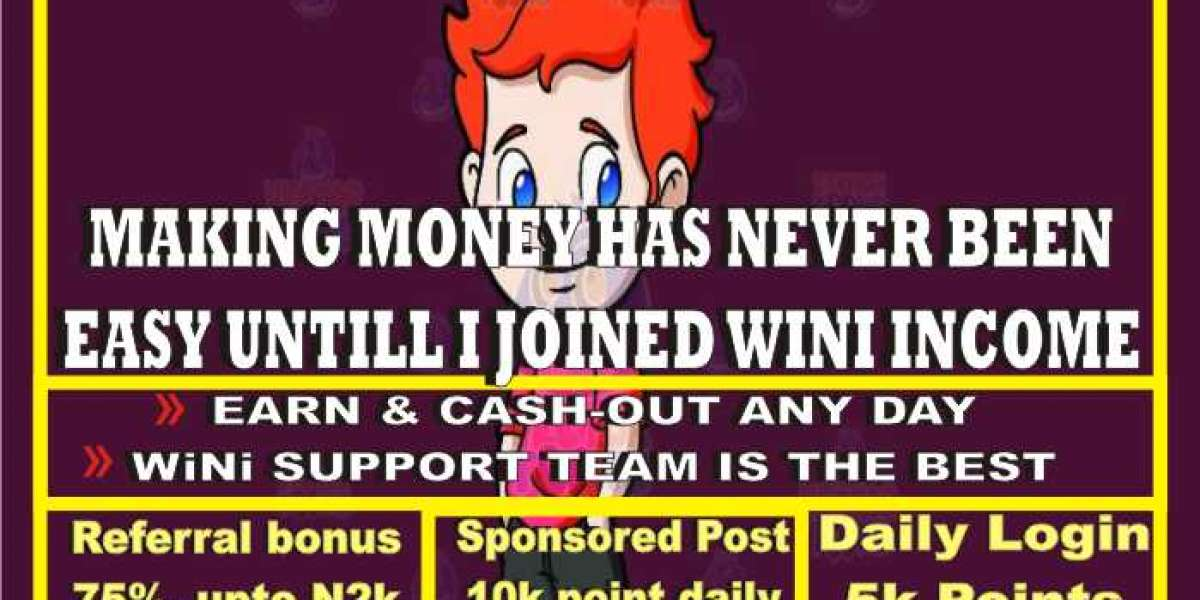wini sponsored post for 17th Jan. 2020 - Earn your 10k points daily