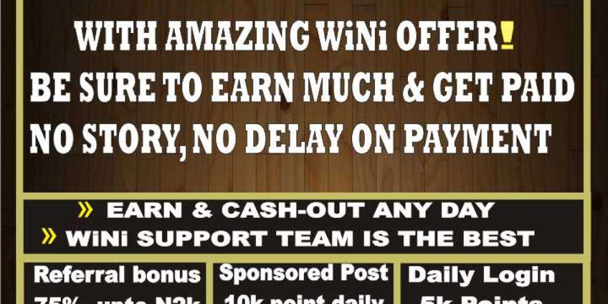 wini sponsored post for 21th Jan. 2020 - Earn your 10k points daily