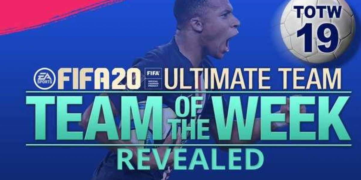 FIFA 20 TOTW 19 lineup revealed featuring Virgil van Dijk and Kylian Mbappe in-forms
