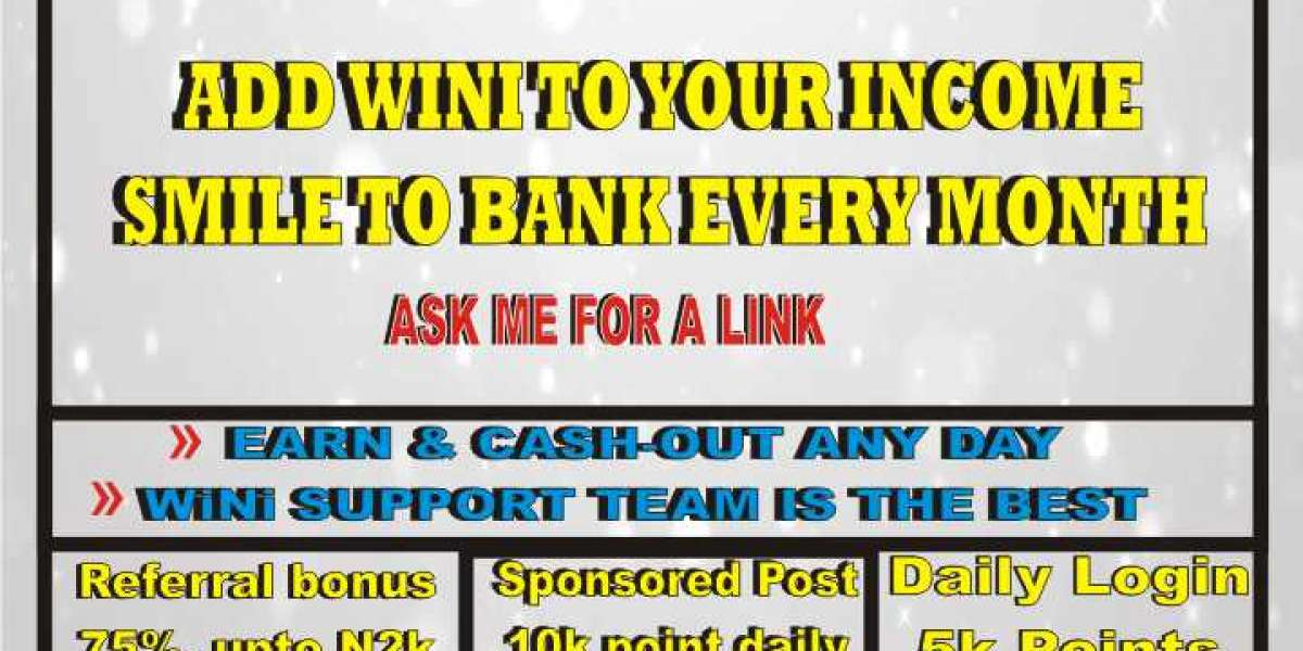 wini sponsored post for 16th Jan. 2020 - Earn your 10k points daily