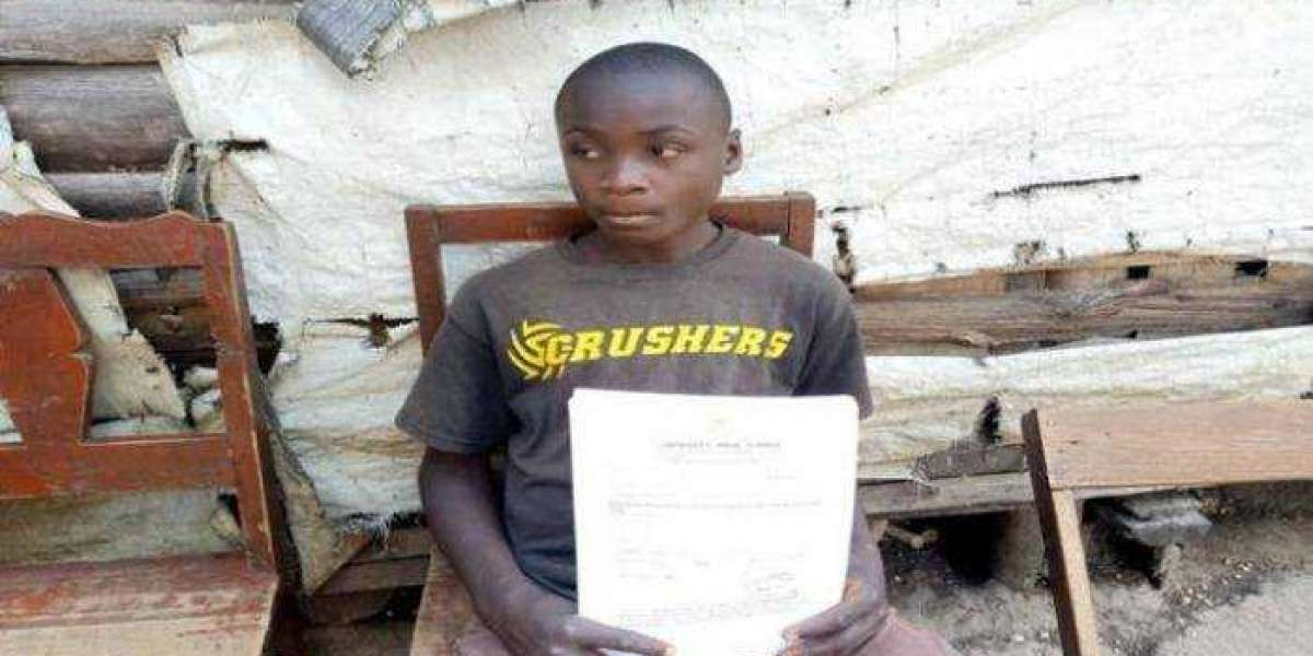 15 years old boy move to sell his kidney to pay for his education