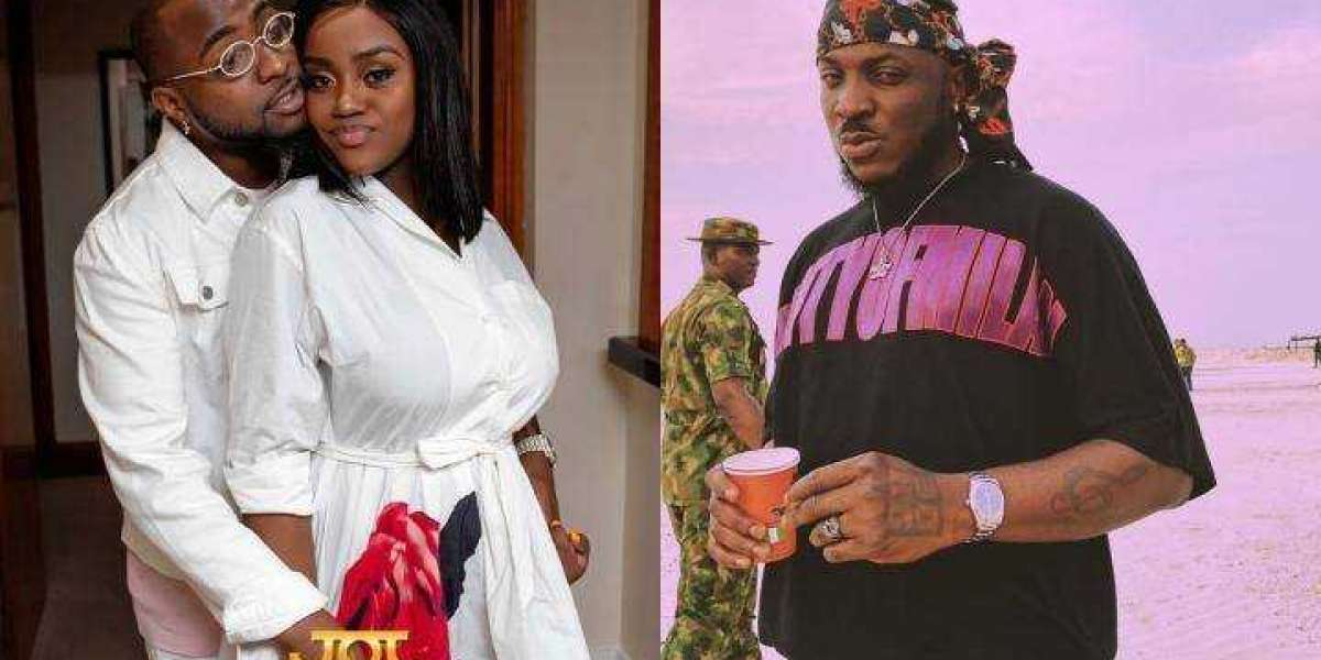 IS DAVIDO THE FATHER OF CHIOMA'S SON