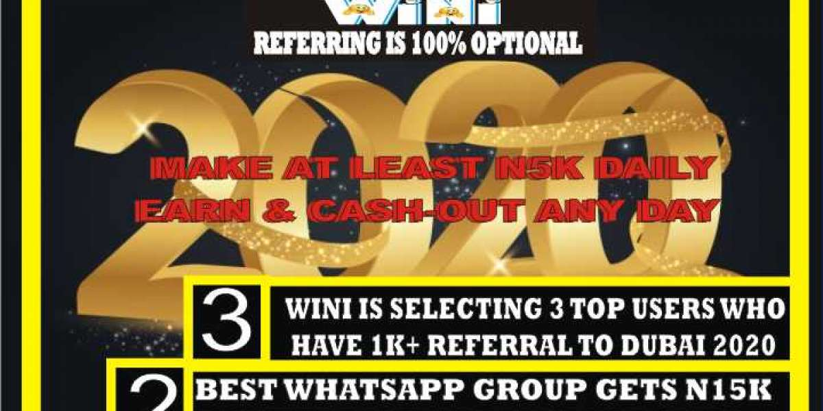 wini sponsored post for 16th Feb. 2020 - Earn your 10k points daily