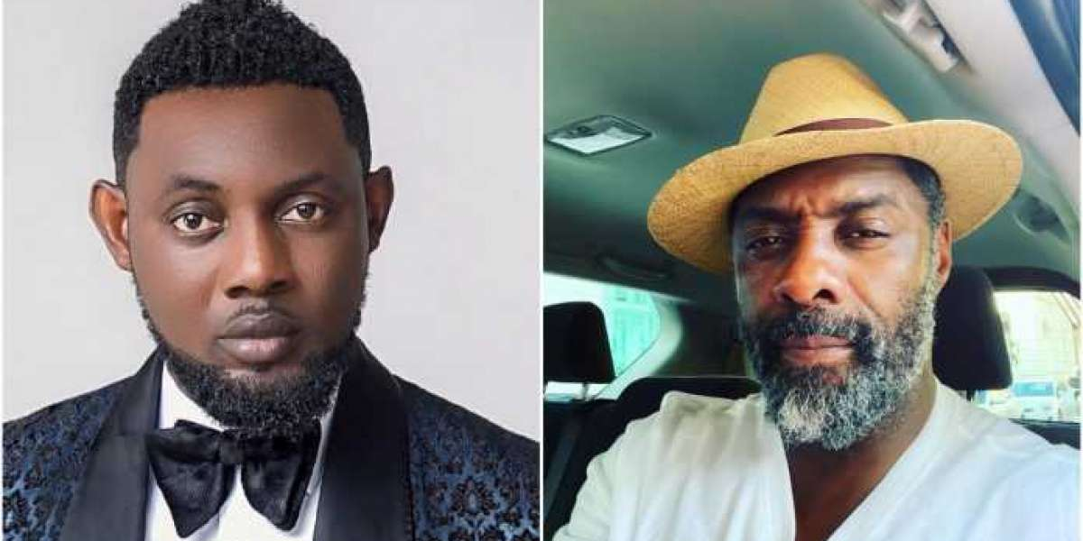 Idris Elba To AY Makun: Your Wardrobe Is Bigger Than Most People's Houses