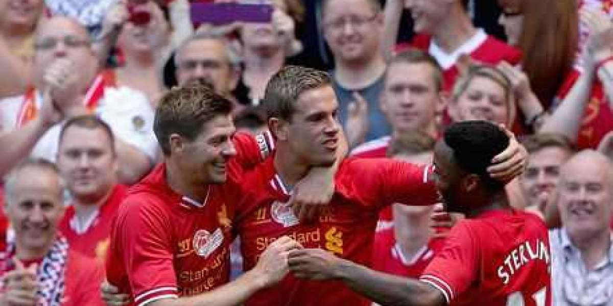 Steven Gerrard was right about Raheem Sterling and Jordan Henderson at Liverpool