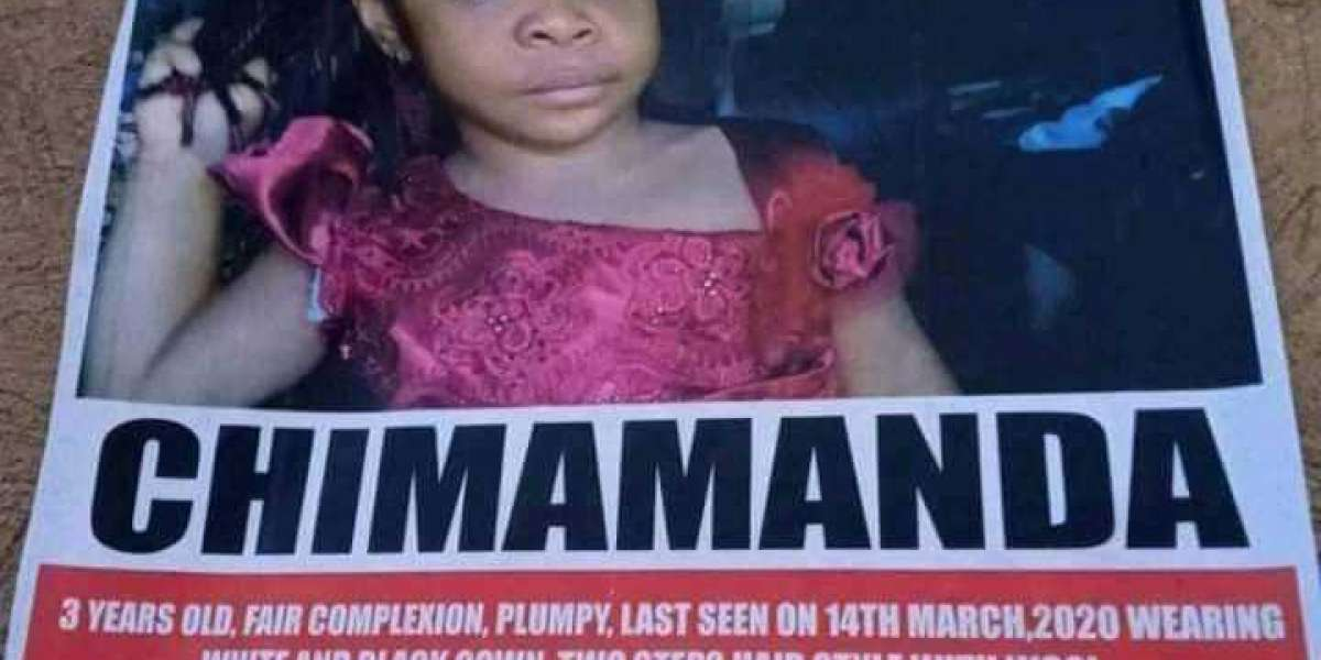 3-Year-Old Chimamanda Is Missing (Photo)