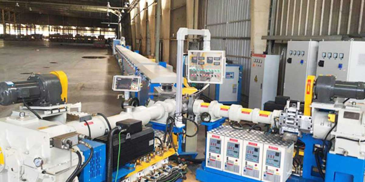 Rubber Extruder Machine-Come On Come On