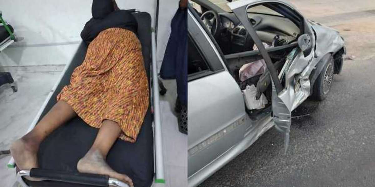 """Nigerians are more wicked and dangerous than Covid-19"" – Road Safety Officer says after he rushed accident victims to t"