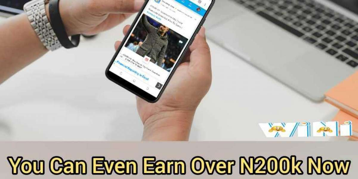 wini is legit platform and paid every month