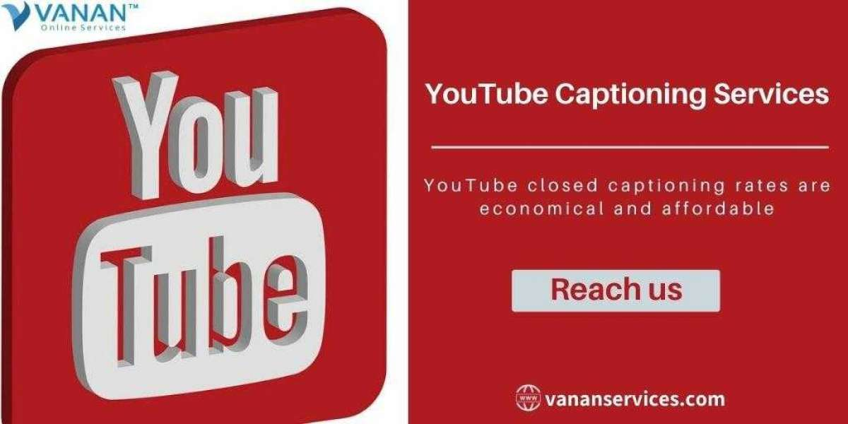 Fast and Accurate Youtube Captioning Services at Cheap Rate