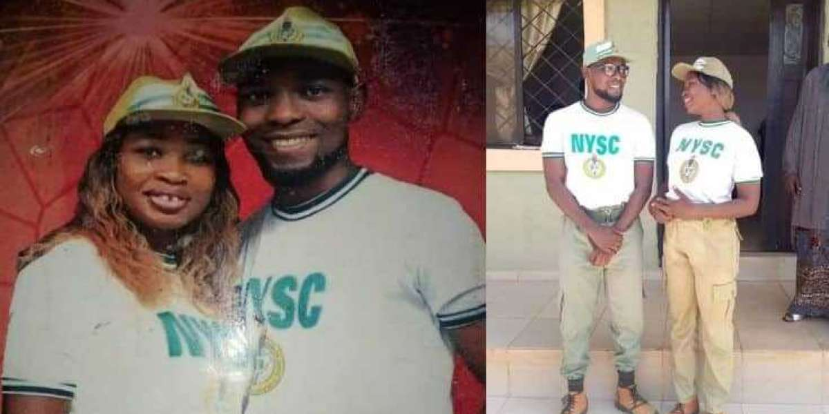 2 corps members, who met in Plateau state, set to marry (photos)