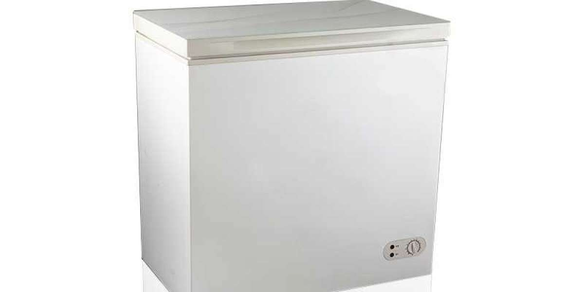 Effect Of Double Temperature And Double Control On Big Size Freezer