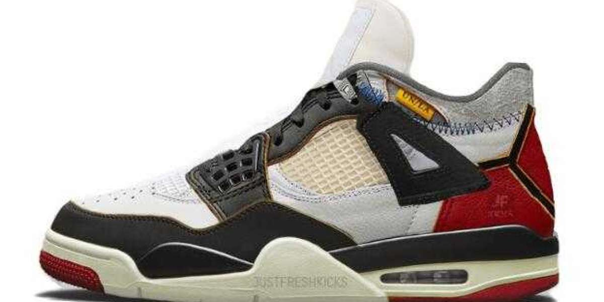 A New Union x Air Jordan 4 Expect to Release this Year