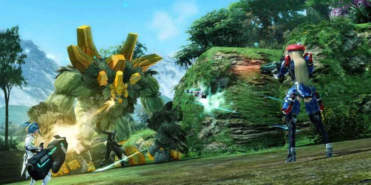 Phantasy Star Online 2: The connection between New Genesis and the current game