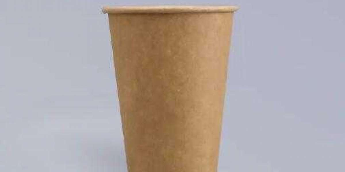 Convenient and safe PLA paper cups